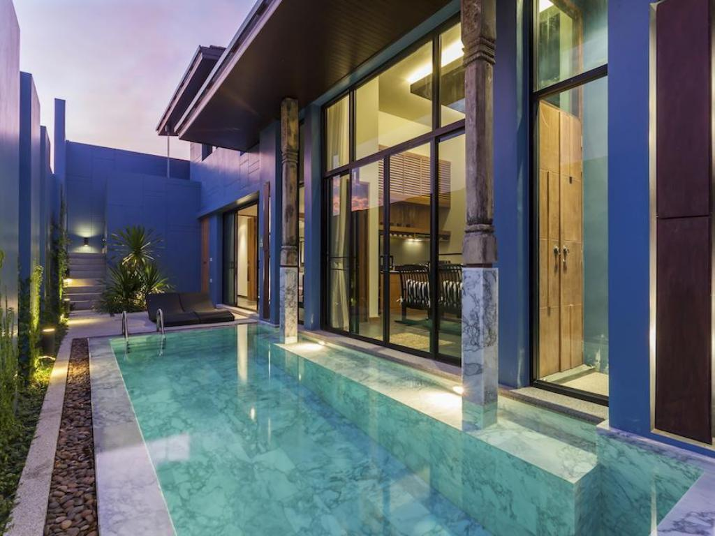 Two-Bedroom Deluxe Pool Villa Wings Phuket Villa by Two Villas Holiday