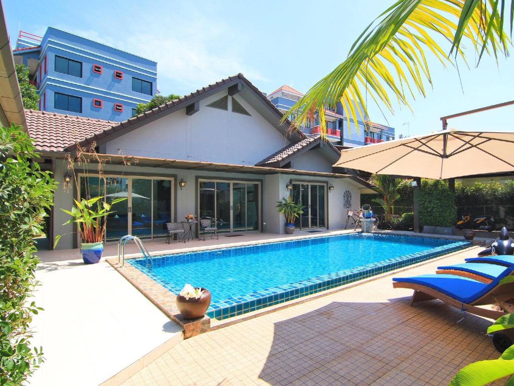 Baan Prayong Private Pool Villa, Phuket