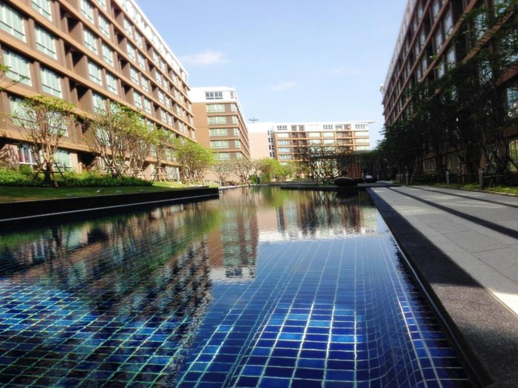 수영장 Phuket Dcondo Creek Apartment