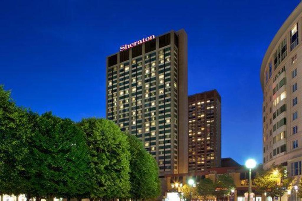 Hotels In Boston >> Sheraton Boston Hotel Boston Ma Parhaat Tarjoukset