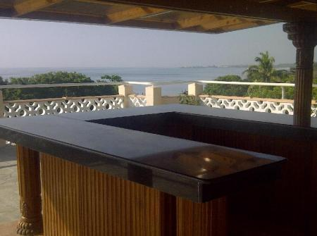 Balcony/terrace Pavilion Holiday Resort Shanzu