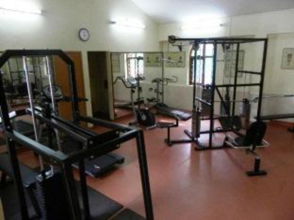 Fitness center Kamat Holiday Homes Resort