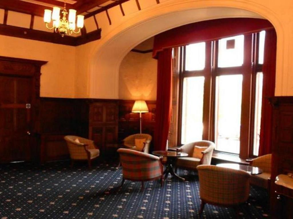 Lobby The Adamton Country House Hotel