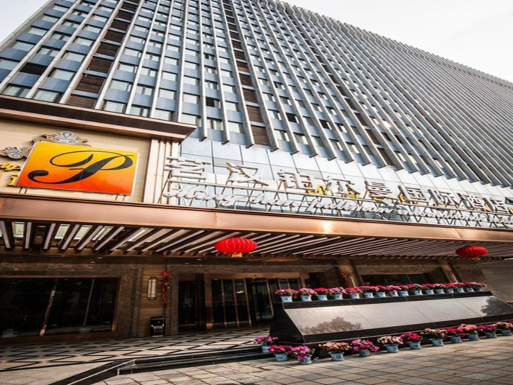 Minghan Pullman International Hotel Chengdu