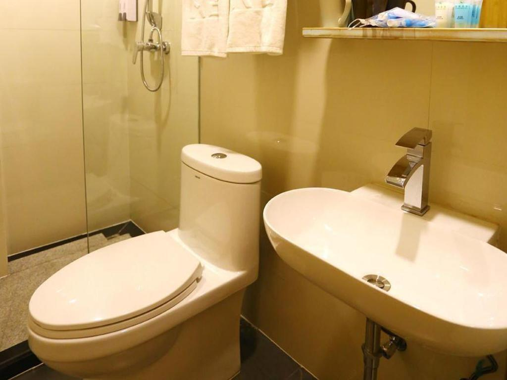 Bagno Xian Travelling With Hostel An Yuan Men