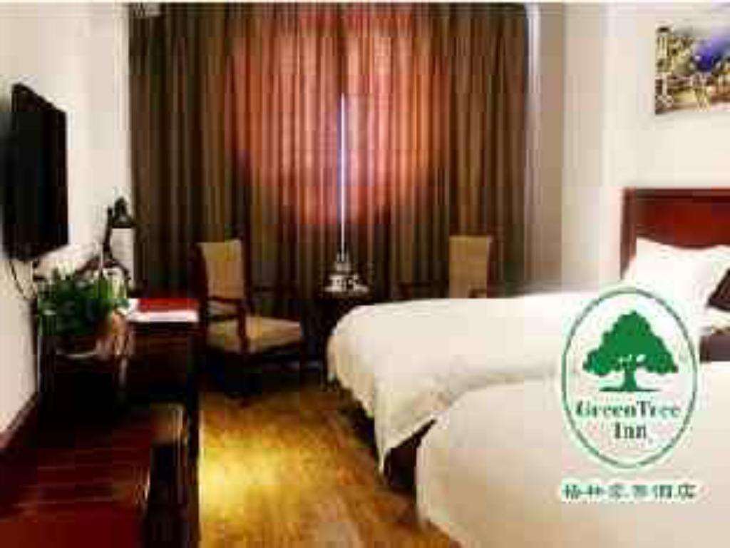 Greentree Inn Zaozhuang Tengzhou Jiefang Road Business Hotel