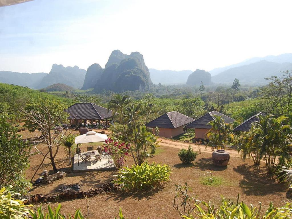 Más sobre Khao Sok Hill Top Resort