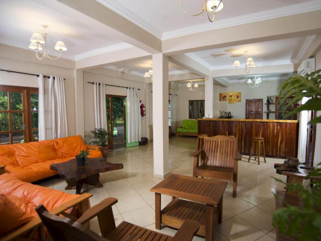 Lobby MyHotel Eco Lodge