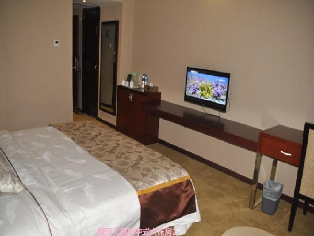 Standard King Bed Room - Guestroom Galaxy Hotel Guangzhou