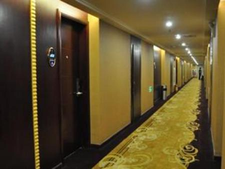 Interior view Galaxy Hotel Guangzhou