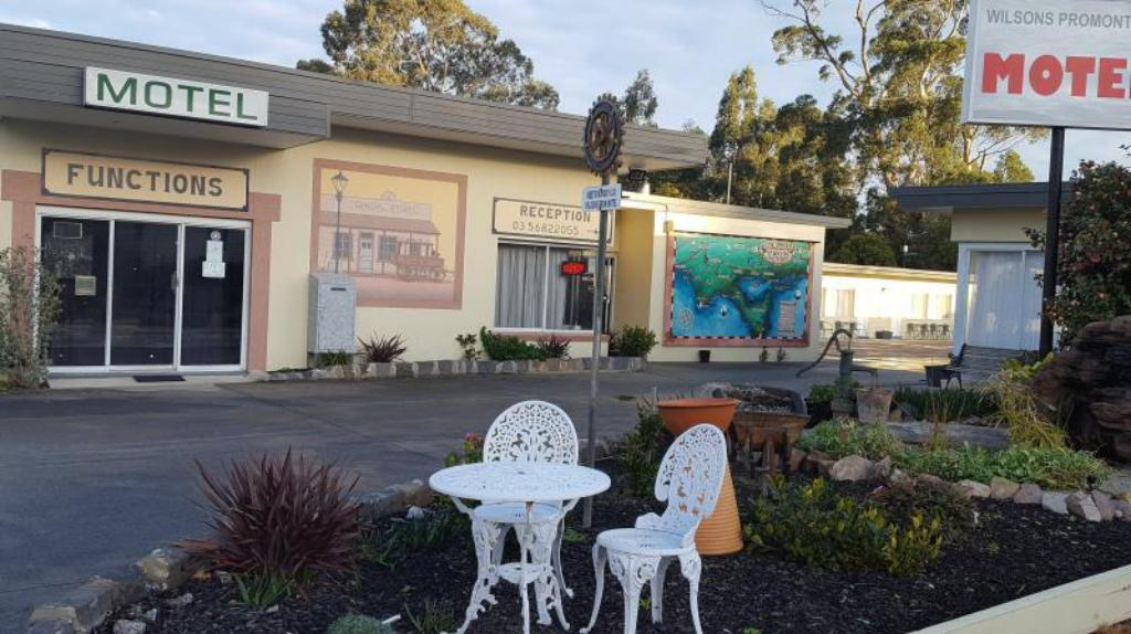 More about Wilsons Promontory Motel