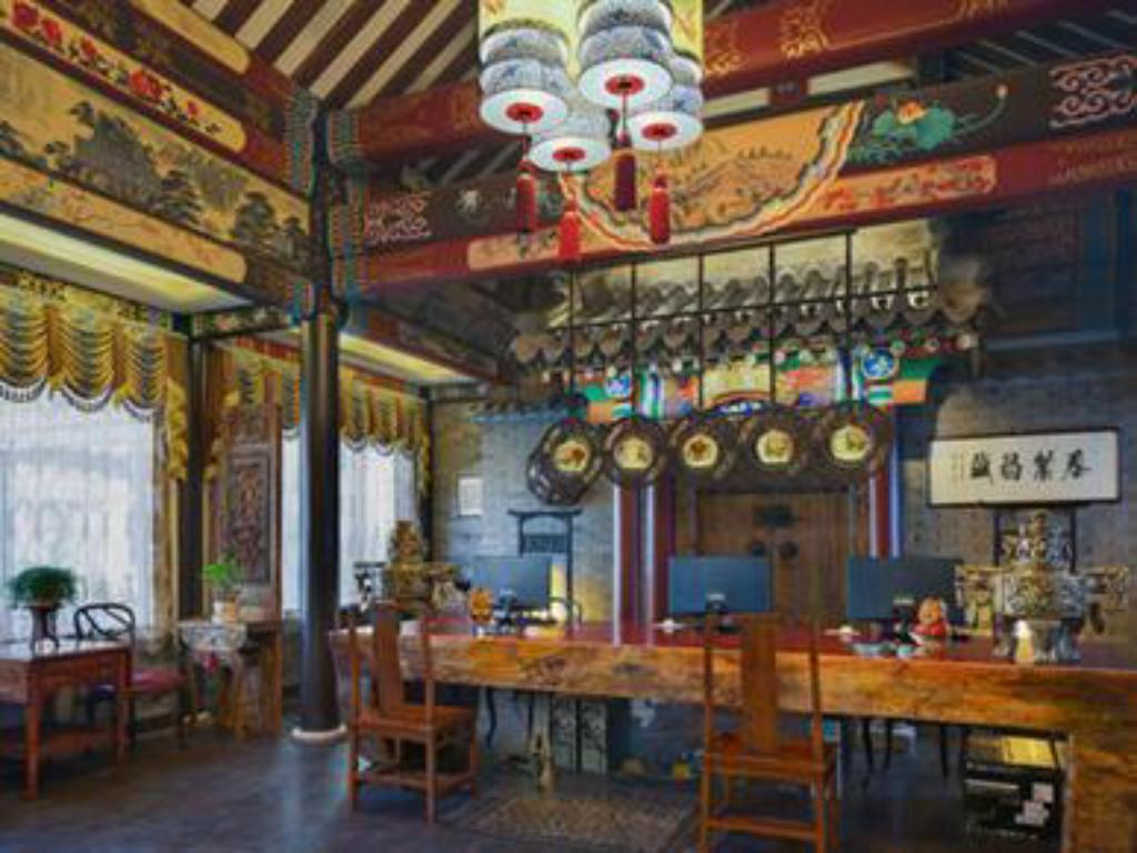 Lobby Yunzhong Yi Traditional Inn