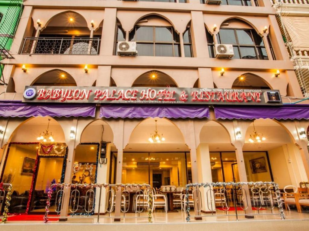 More about Babylon Palace Hotel