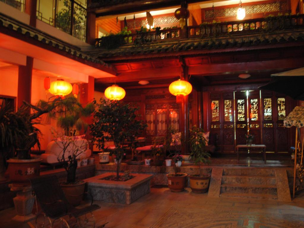 丽江桃之客栈 (Lijiang Peach Hostel)