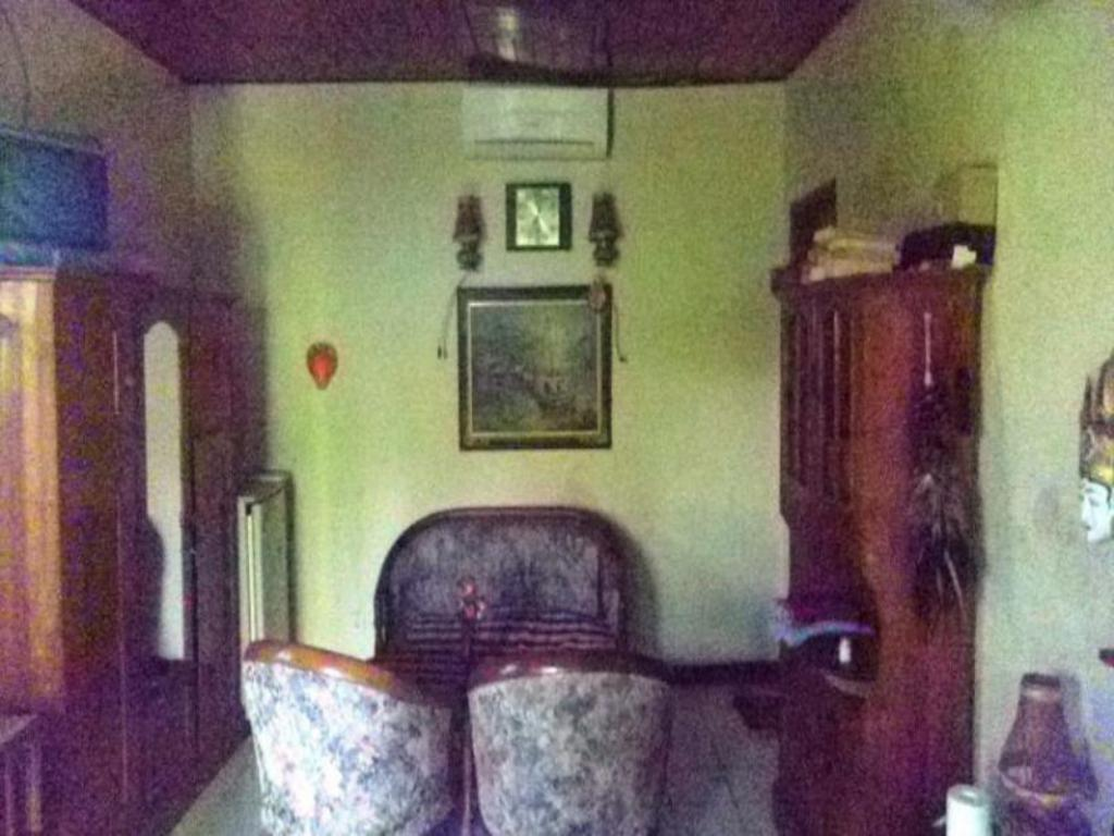 Vista interior Dwi Utama Bungalow