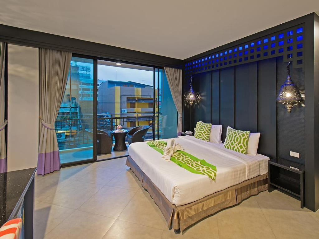 Superior River View Double Bed - Guestroom Srisawara Casa Hotel
