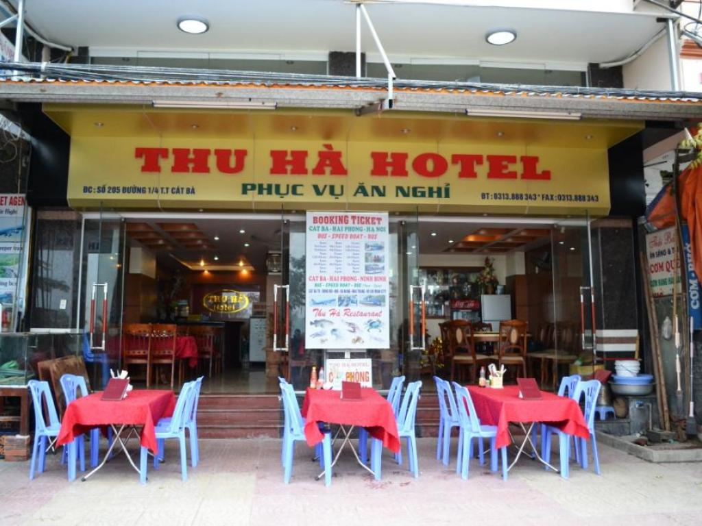 More about Thu Ha Hotel Catba