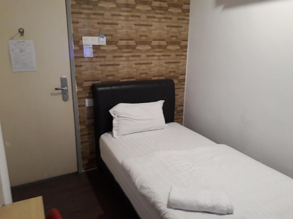 Superior - Bed Hotel Zamburger Bentong