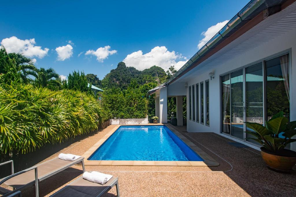 Mountain View Private Villa