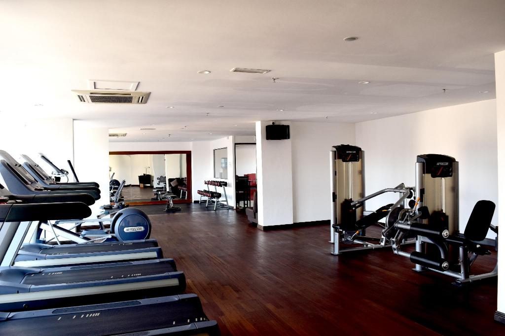Fitnes center Lazenda Hotel