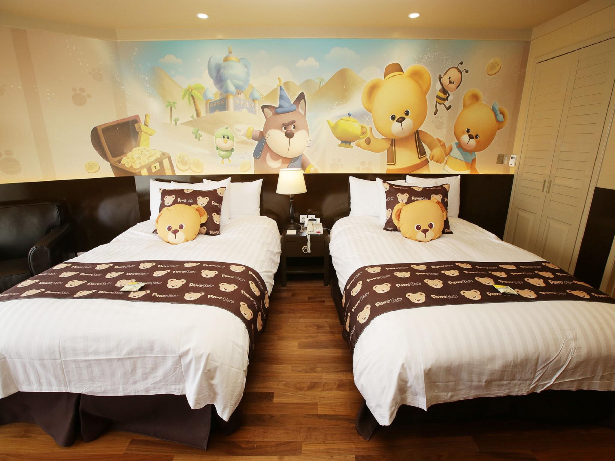 Character Twin Room