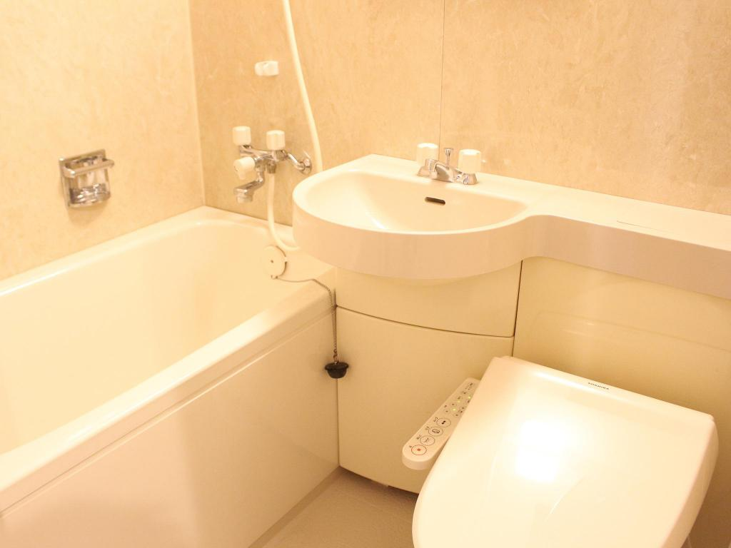 Single Room - Bathroom Hotel Livemax Chibamihama