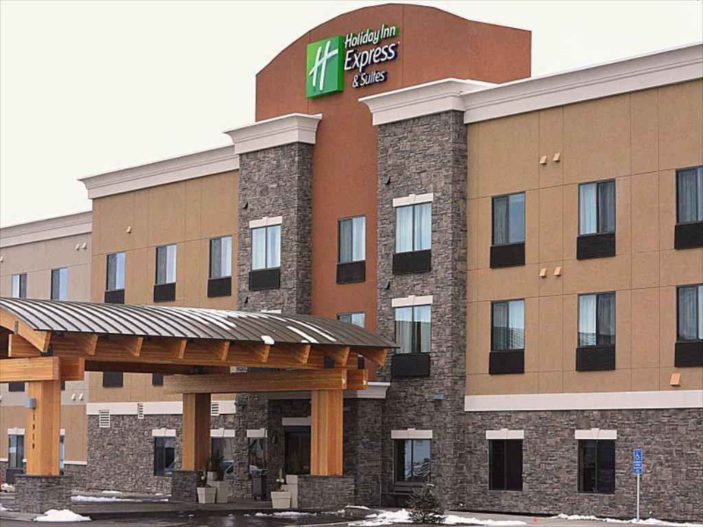 More About Holiday Inn Express Hotel Suites Glendive
