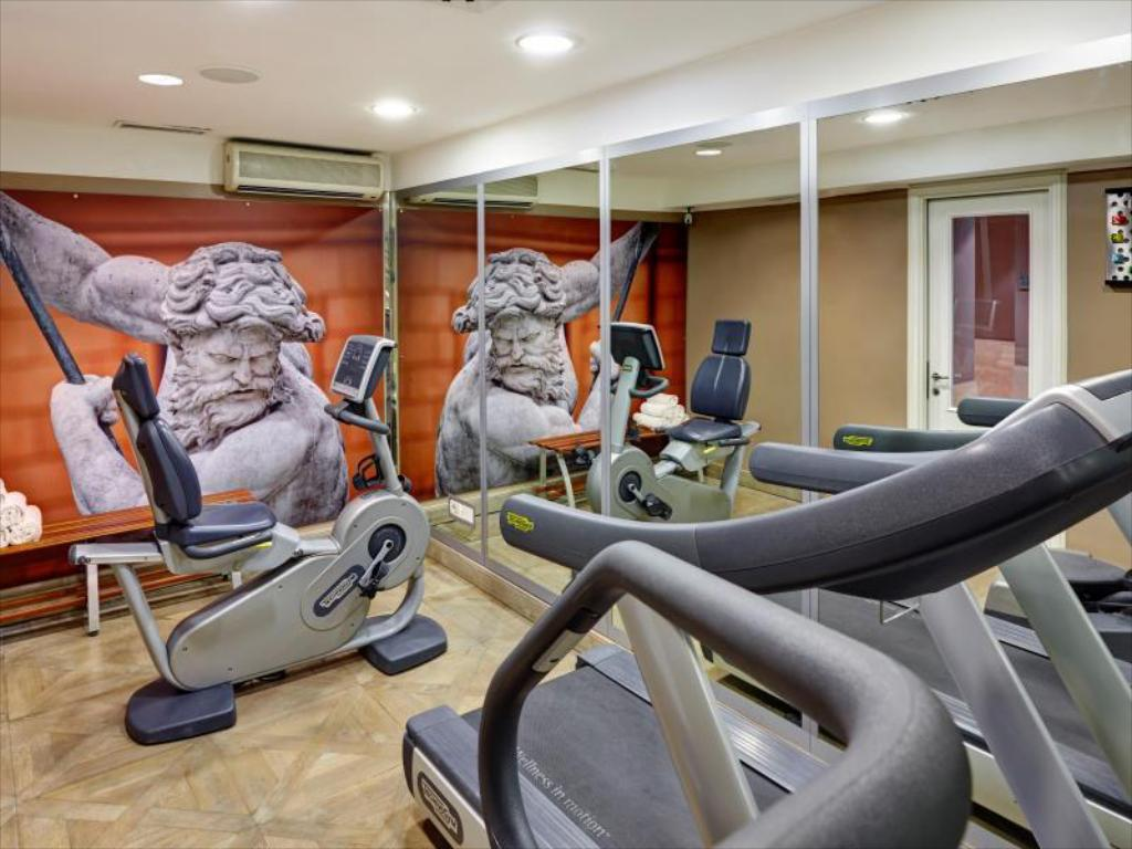 Fitness center Hotel Indigo Rome - St. George