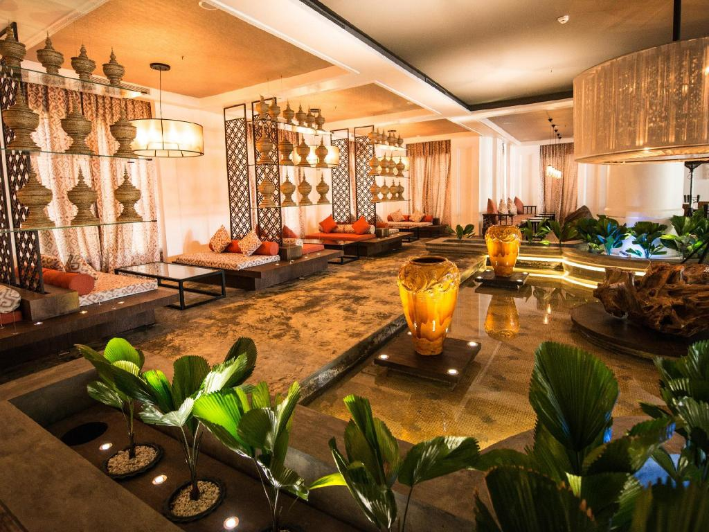 Rose Garden Hotel in Yangon - Room Deals, Photos & Reviews