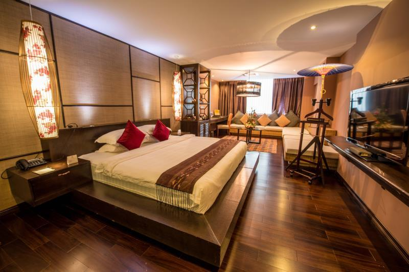 Bamboo Executive Suite