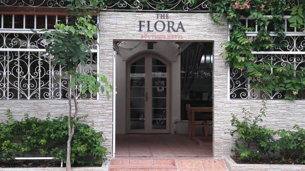 Exterior view The Flora Boutique Hotel