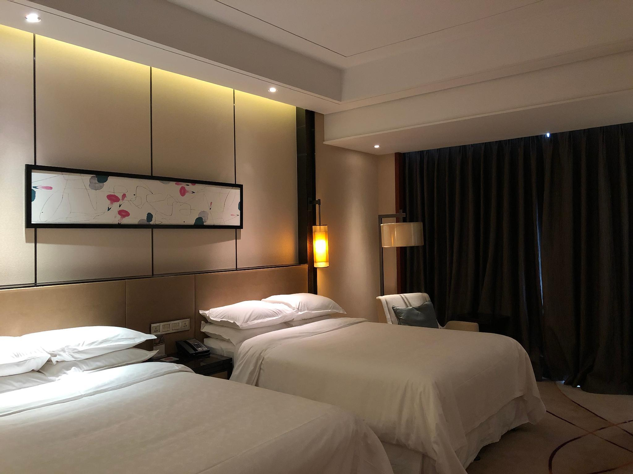 Deluxe Room, Guest room, 2 Twin/Single Bed(s)