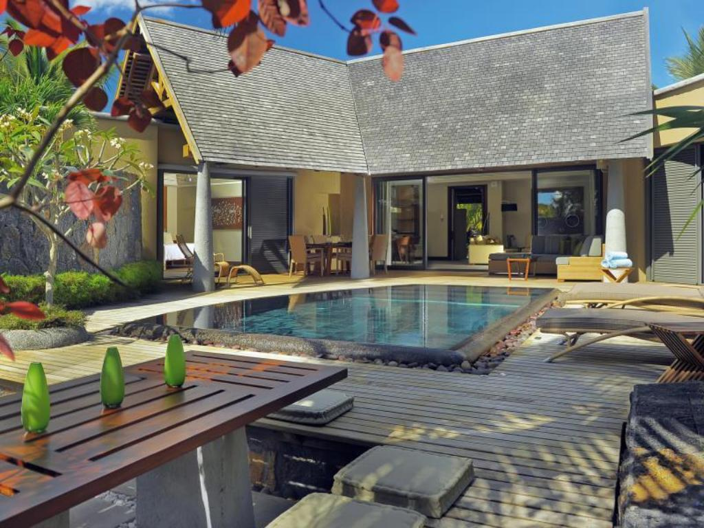 2 Bedroom Pool Villa Trou aux Biches Villas Beachcomber