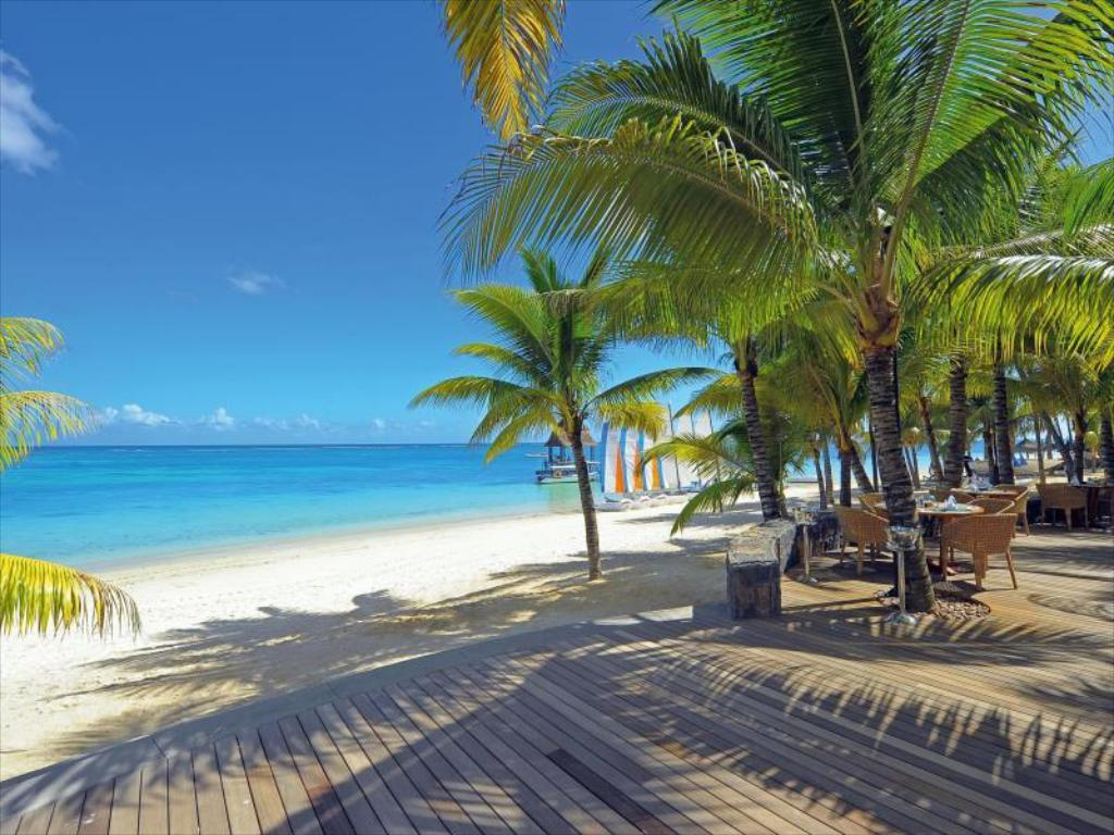 Beach Trou aux Biches Villas Beachcomber