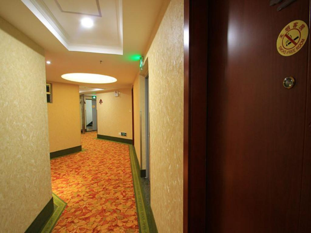 Vista interior Greentree Inn Jieyang Municipal Government Express Hotel (Greentree Inn Jieyang North Linjiang Road Express Hotel)