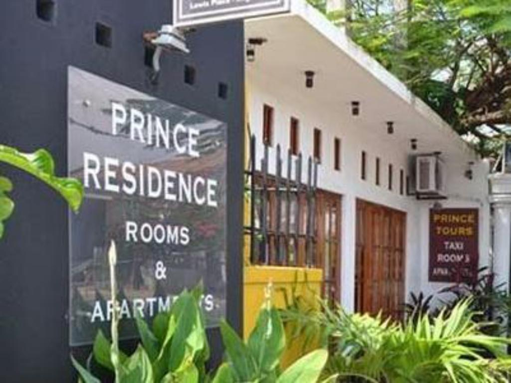 More about Prince Residence