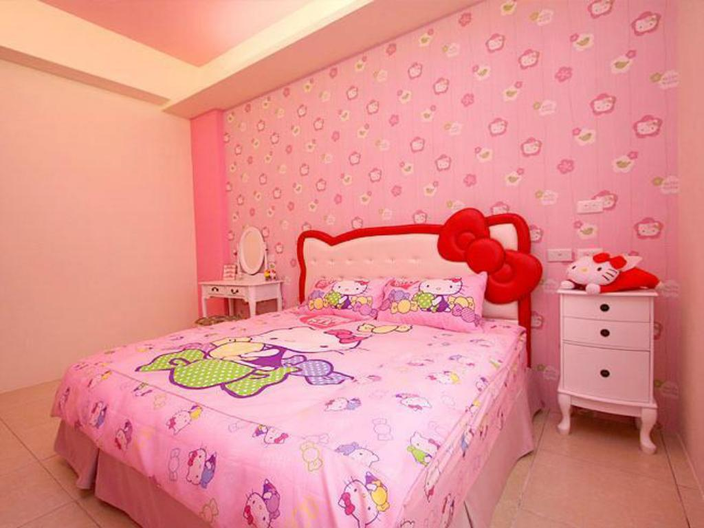 Doble - Cama Sweet Cotton Candy B&B