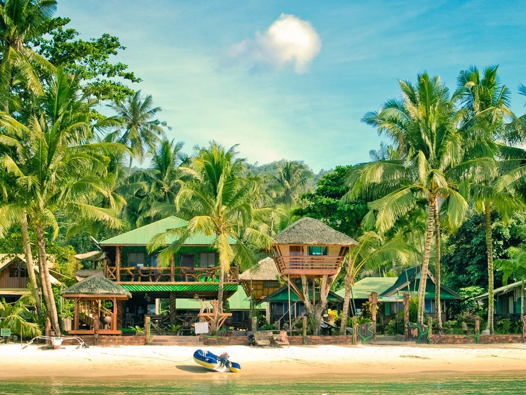 best price on ausan beach front cottages in palawan reviews rh agoda com beach front cottages for sale beach front cottages nc