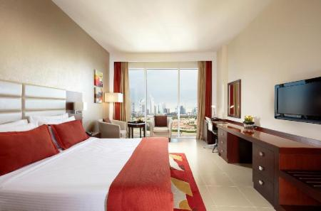 Business King or Twin - Room plan M Hotel Downtown by Millennium