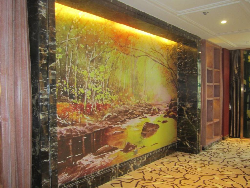 Interior view Haihe lnternational Hotel Xichang Branch