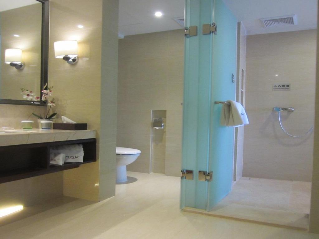 Bathroom Haihe lnternational Hotel Xichang Branch