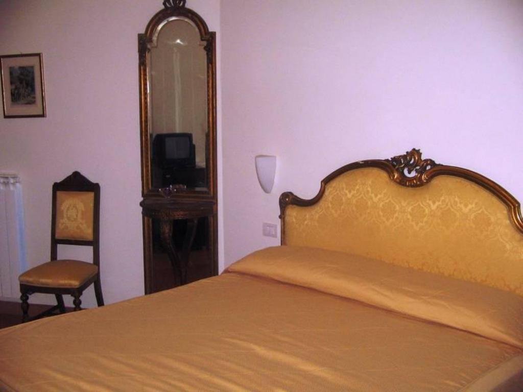 Double Room with Park View - Bed Albergo Al Parco