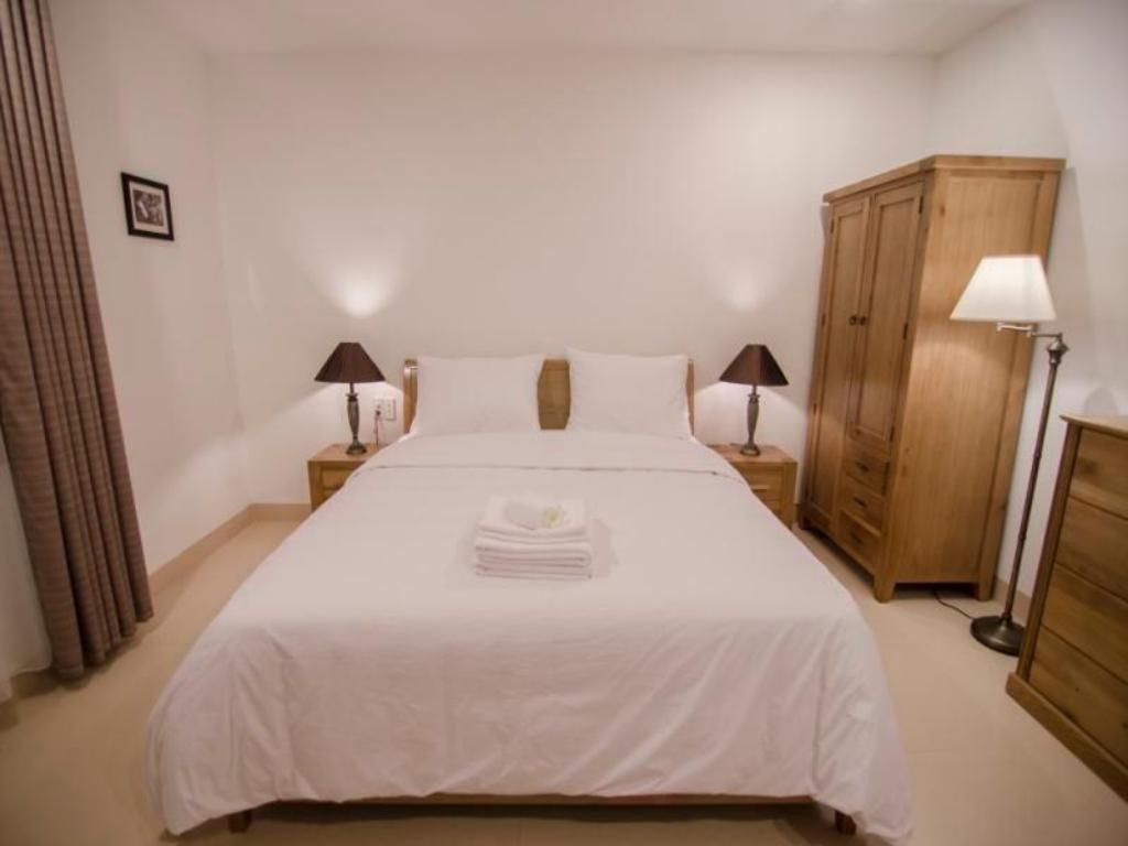 Classic Deluxe Room, Guest room, 2 Twin/Single Bed(s) ฟรังกีปานี บูทีค โฮเต็ล ดานัง (Frangipani Boutique Hotel Da Nang)