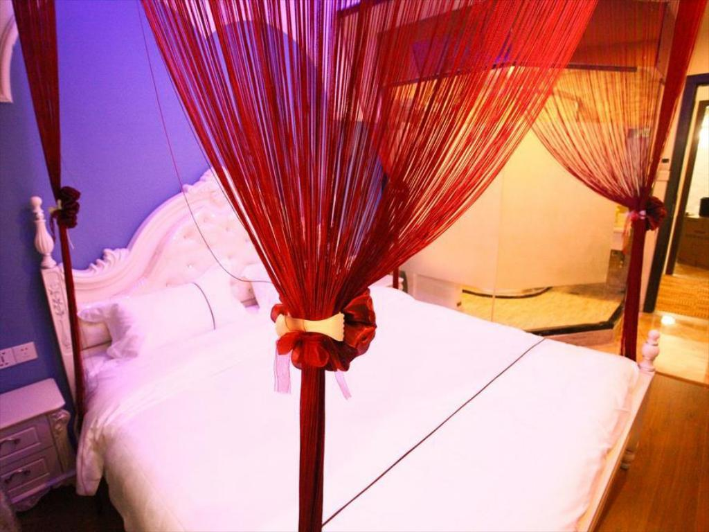 King Bed Room - Bed Xiamen University Graduates Inn Zhongshan Road Branch