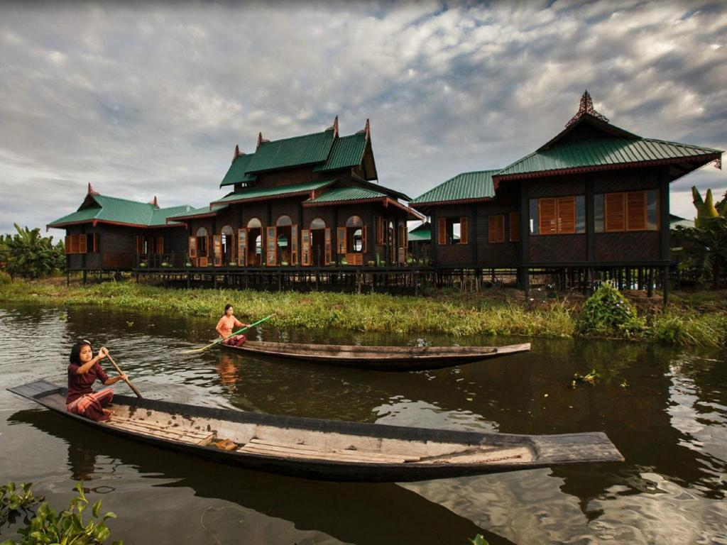 More about Inle Heritage Stilt Houses