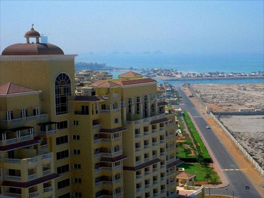 2 Bedroom Apartment Executive - Al Hamra Village