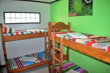 1 Bed in 4-Bed Dormitory Mayon Backpackers Hostel