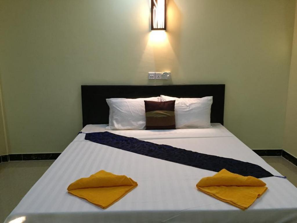 Doppelzimmer Bunsay Angkor Guesthouse