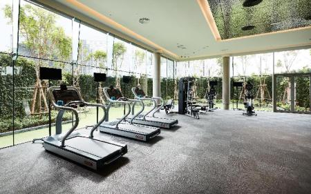 Fitnesscenter Grande Centre Point Pattaya