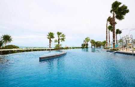 Swimming pool [outdoor] Grande Centre Point Pattaya